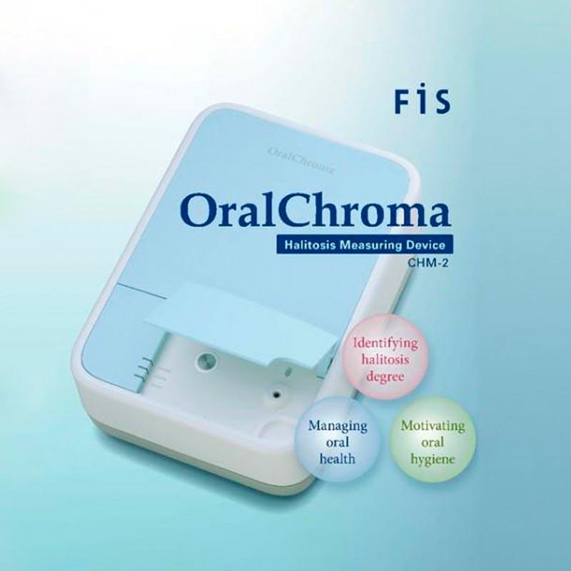 Deteccion del mal aliento con Oralchroma