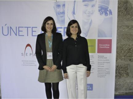 doctoras de Blanco Ramos coordinan SEPA Joven