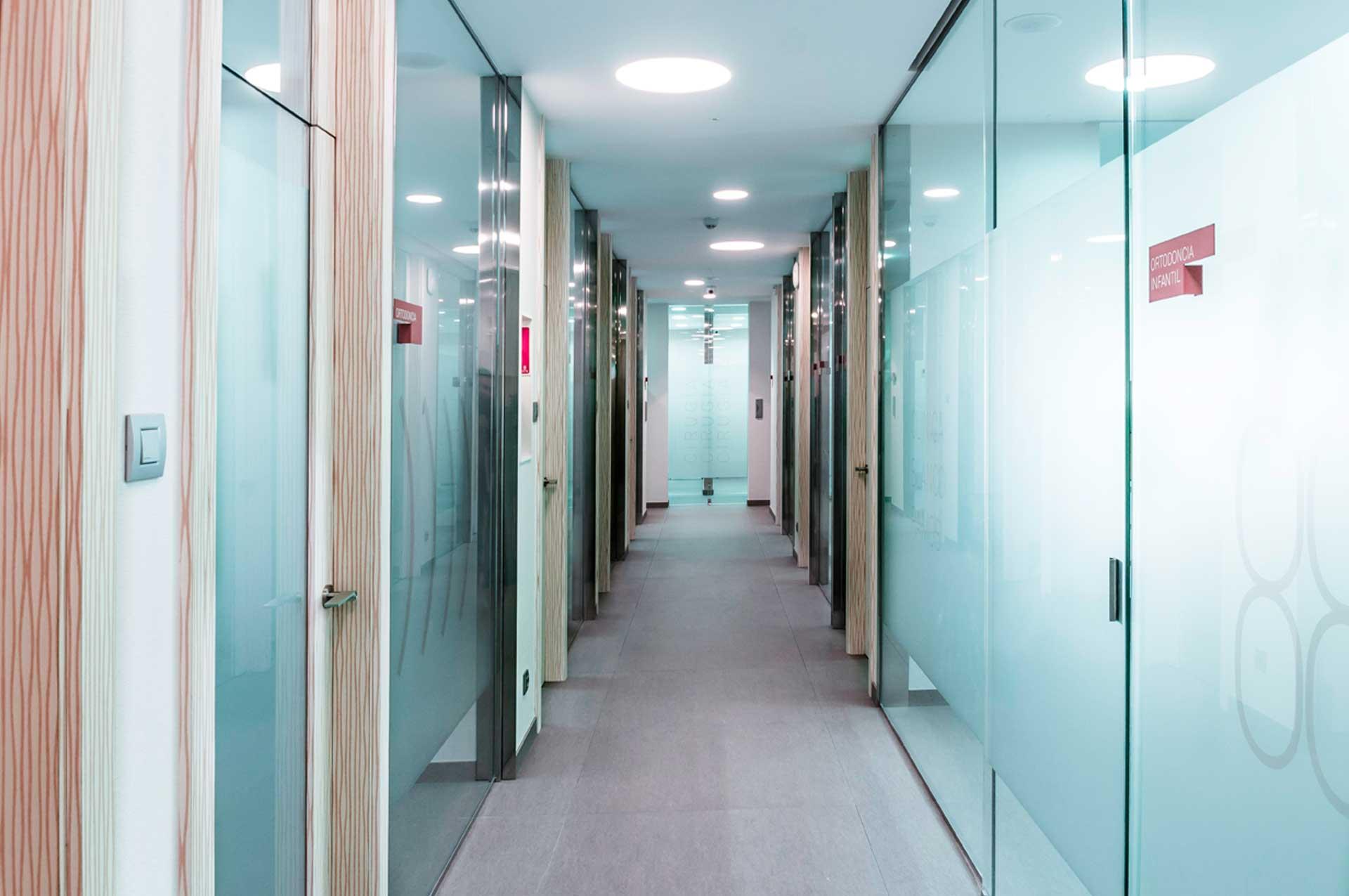 acceso gabinetes clinica blanco ramos